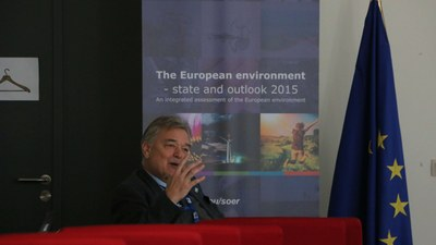 Launch at the European Commission