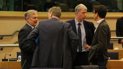 Workshop at the European Parliament