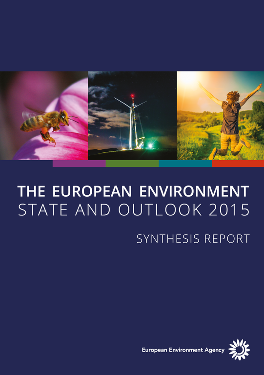 The European environment — state and outlook 2015 — synthesis ...