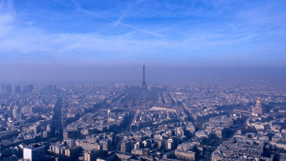 ImaginAIR: Atmospheric pollution by NO2