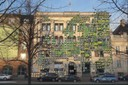 Europe in bloom: a living façade at the European Environment Agency
