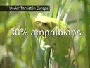 Halting the loss of Europe's biodiversity by 2010