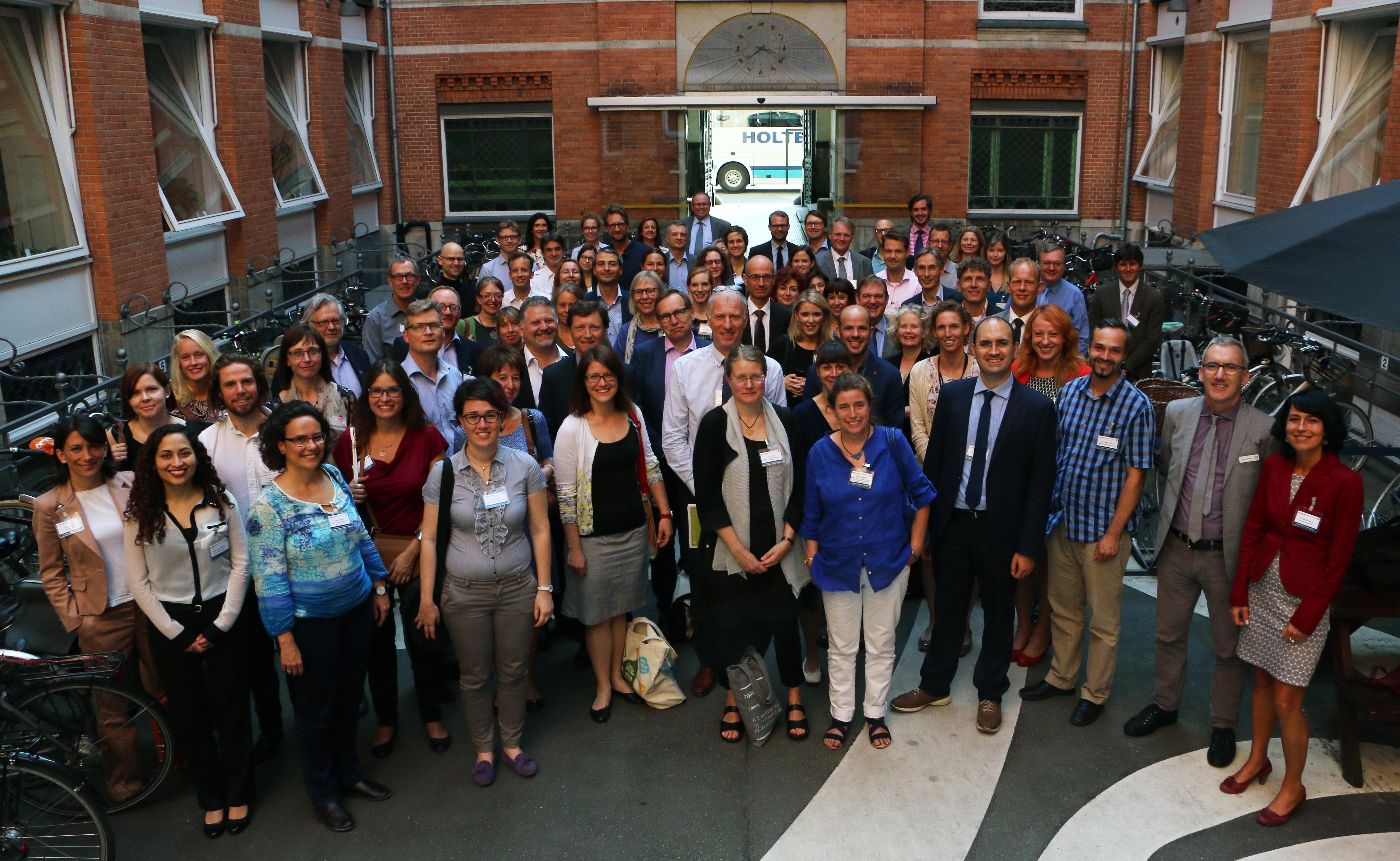2016 EEEN Forum participants
