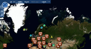 """Knowledge Base of """"Europe's Environment Assessment of Assessments"""" — satellite view"""