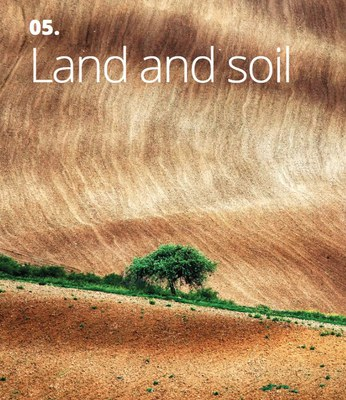 SOER 2020 - Land and soil