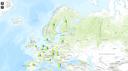 Urban Waste Water Treatment maps