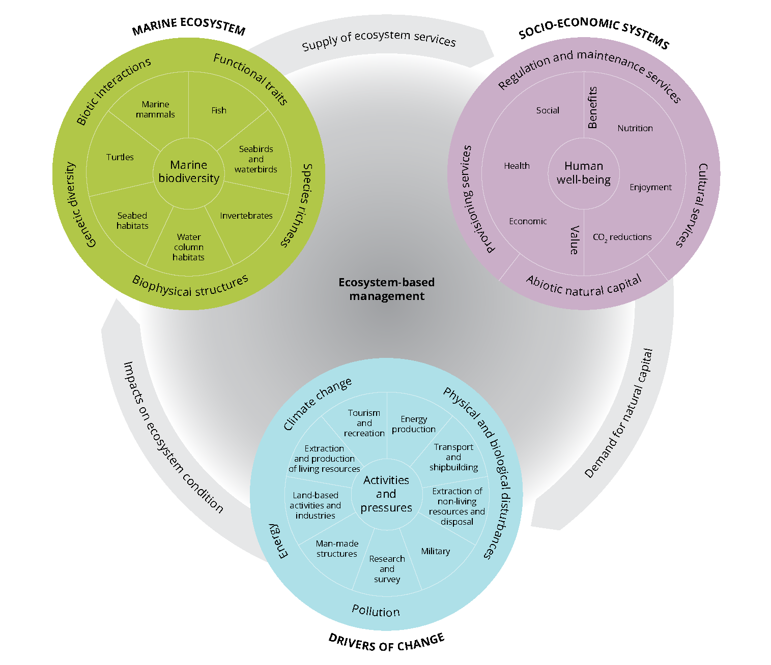 Ecosystem-based assessment